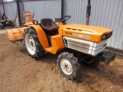 Kubota B1620. Продам трактор Кубота B1600DT 99г. в., 4 вд., с ПСМ, 1 000 куб. см.