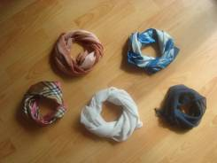Платки, шарфы, палантины.