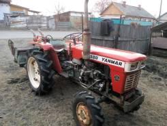 Yanmar. Трактор Янмар YM1500 96г. в., 15 лс., 4 вд, с ПСМ, 15,00л.с.