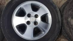 Daihatsu. 5.0x14, 4x100.00, ET45, ЦО 56,0мм.