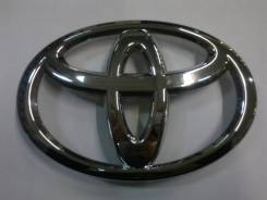 Эмблема решетки. Toyota Land Cruiser Prado, TRJ150, GRJ151, GRJ150 Двигатели: 1GRFE, 2TRFE