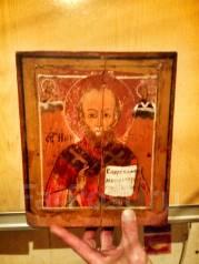 Продам икону Николая Угодника