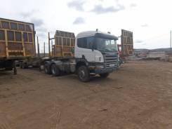 Scania. Продам P380 6x6, 10 000 куб. см., 40 000 кг.