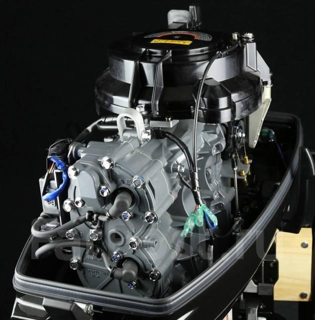 Suzuki. 2-тактный, бензиновый, нога S (381 мм)