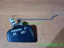 Ручка двери внешняя. Nissan Terrano, LBYD21, VBYD21, WHYD21, WBYD21 Двигатели: VG30E, TD27T