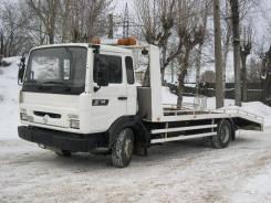 Продам эвакуатор Рено Медпинер гп 5 тонн. 4 500 куб. см.
