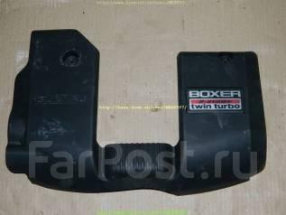 Крышка двигателя. Subaru Legacy, BE5, BH5
