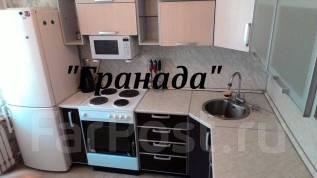 1-комнатная, улица Анны Щетининой 26. Снеговая падь, агентство, 42 кв.м. Кухня