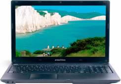 "eMachines E732G-332G25Mikk. 15.6"", 2,1ГГц, ОЗУ 4096 Мб, диск 250 Гб, WiFi, Bluetooth, аккумулятор на 3 ч."
