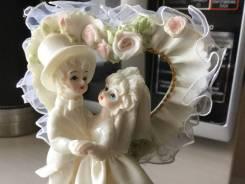Статуэтка, свадебная пара