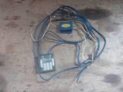 Провода аккумулятора.