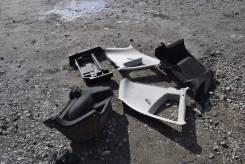 Обшивка багажника. Toyota Opa, ZCT10, ZCT15, ACT10 Двигатели: 1ZZFE, 1AZFSE