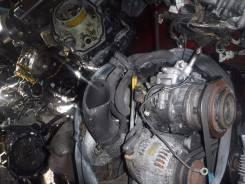 Двигатель в сборе. Toyota Hiace Regius, KCH46W Двигатель 1KZTE