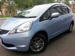 Honda Fit. вариатор, передний, 1.3 (100 л.с.), бензин, 45 000 тыс. км