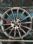 Mercedes. 8.5/9.5x18, 5x112.00, ET48/48, ЦО 66,6мм.
