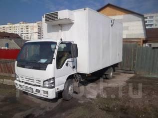 Isuzu NQR. Продам Исудзу NQR 2009 рефрежиратор, 5 200 куб. см., 5 000 кг.