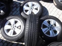Michelin Latitude Tour HP. Всесезонные, 2013 год, износ: 10%, 4 шт
