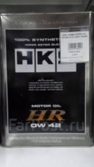 HKS. 0W42, синтетическое, 3,00л.
