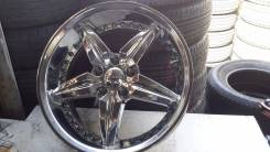 MHT Foose Speed. 8.5x18, 4x114.30, ET38, ЦО 72,0 мм.
