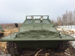 Гусеничный транспортер тягач, 2001. Продается, 238 куб. см., 3 000 кг., 8 200,00кг.