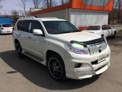 Toyota Land Cruiser Prado. автомат, 4wd, 4.0 (272 л.с.), бензин, 22 000 тыс. км