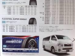 Made in Japan Goodyear Eagle#1 Nascar, 195/80R15 107/105L LT
