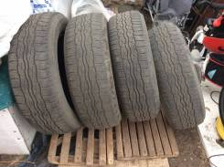 Bridgestone Dueler H/T D687. Летние, 2011 год, износ: 20%, 4 шт