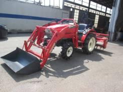 Yanmar. Мини трактор F19, 1 204 куб. см.