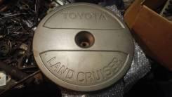 Колпак запасного колеса. Toyota Land Cruiser Prado, LJ95, VZJ95W, VZJ90W, VZJ90, KZJ90, KDJ95W, KDJ90W, KZJ95, LJ90, RZJ90, KZJ90W, RZJ95W, RZJ90W, RZ...