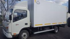 Jac. JAC N75 (Джак) изотермический фургон (сэндвич) 5 тон, 3 800 куб. см., 5 000 кг.