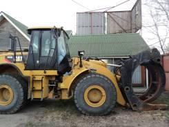 Caterpillar 950H. Фронтальный лесной погрузчик в Хабаровске