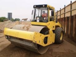 Услуги грунтового виброкатка 12 тонн
