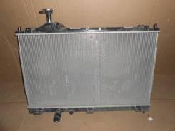 Радиатор охлаждения двигателя. Mitsubishi Outlander, GF7W, GG2W, GF3W, GF4W, GF2W Двигатели: 4B11, 4B12, 6B31