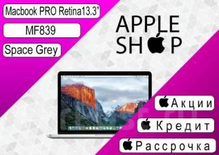 Apple MacBook Pro 13 2015 Late MF839 with Retina display. WiFi, Bluetooth