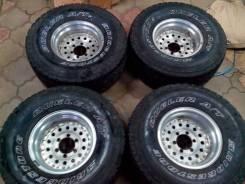 Centerline Wheels. 8.5x15, 6x139.70, ET-30