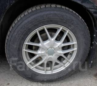 Комплект зимних колес 215/70R16. 7.0x16 5x114.30 ET48