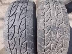 Bridgestone Dueler A/T. Грязь AT, 2008 год, износ: 30%, 2 шт