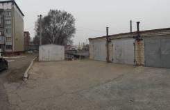 Гаражи кооперативные. улица Комсомольская 98, р-н МЖК, 55 кв.м., электричество, подвал.