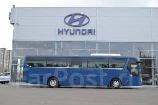 Hyundai Universe. Noble, 43 места