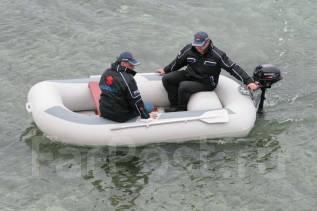 Лодка надувная ПВХ Комфорт 300. длина 2,95м.