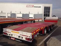 Faymonville. Продам трал низкорамник тяжеловоз MaxTrailer 3 оси, 40 500 кг.