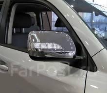 Корпус зеркала. Toyota Land Cruiser, GRJ200, J200, URJ200, URJ202, URJ202W, UZJ200, UZJ200W, VDJ200 Двигатели: 1URFE, 1VDFTV, 3URFE. Под заказ