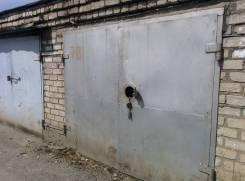 Гаражи кооперативные. улица Малиновского 40б, р-н Индустриальный, 23 кв.м., электричество, подвал. Вид снаружи