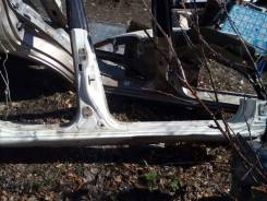 Порог пластиковый. Toyota Vista, SV40