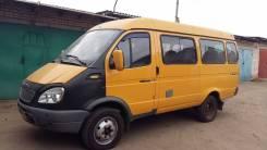 ГАЗ 322132. , 2 464 куб. см., 13 мест