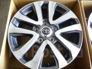 Диски колесные. Toyota Land Cruiser, GRJ200, J200, URJ200, UZJ200, UZJ200W, VDJ200. Под заказ