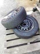 Пара колес 205/65R15 на дисках. x15 5x114.30 ЦО 60,0мм.