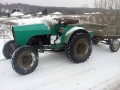 Самодельная модель. Трактор т 25 самодельный, 1 600 куб. см.