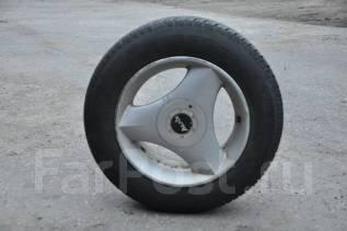Колеса 195/65R15 VW Audi Skoda Passat Seat 5x112. 7.0x15 5x112.00 ET35 ЦО 57,1мм.