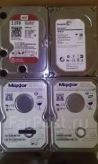Жесткие диски. 3 240 Гб, интерфейс SATA